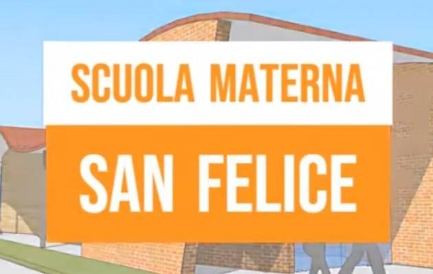 Cremona Alla nuova scuola di San Felice i lavori continuano nonostante il Covid