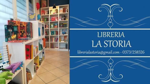Crema Libreria la Storia INCONTRI CON GLI AUTORI GENNAIO 2021