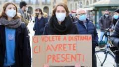 Studenti in piazza  Azzolina: DaD non funziona 'Ragazzi sono arrabbiati.Li capisco'