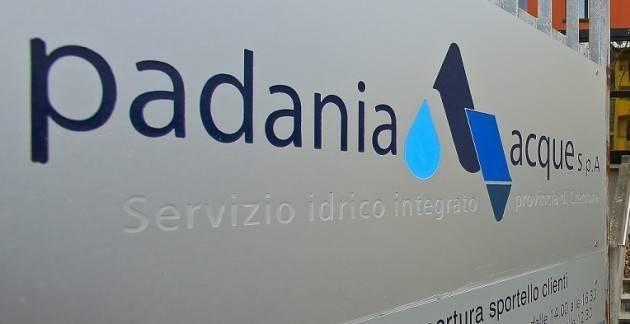 Padania Acque : a Malagnino in azione falsi tecnici Massima attenzione