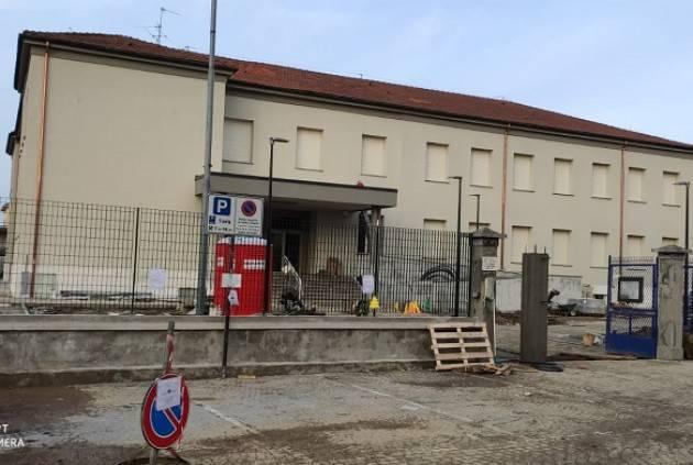 Orizzonte Offanengo La scuola potrà convivere con un cantiere ancora aperto?