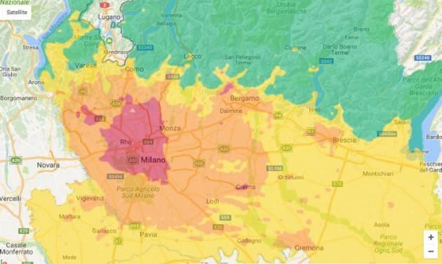 Qualità aria PD Lombardia :CATTANEO SBAGLIA A SCARICARE SUL GOVERNO