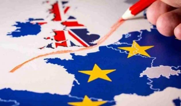 ADUC Stati Uniti d'Europa. Ue e Regno Unito. Brexit, chi ci rimette?