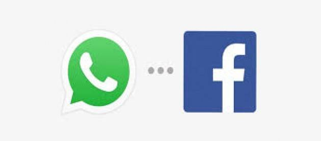 Whatsapp non condividerà i tuoi dati con Facebook