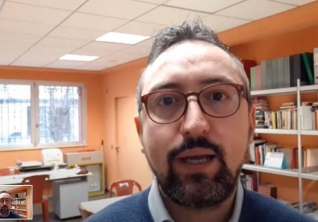 Matteo Piloni (PD) L'ANNO VECCHIO È FINITO ORMAI, MA...(Video)