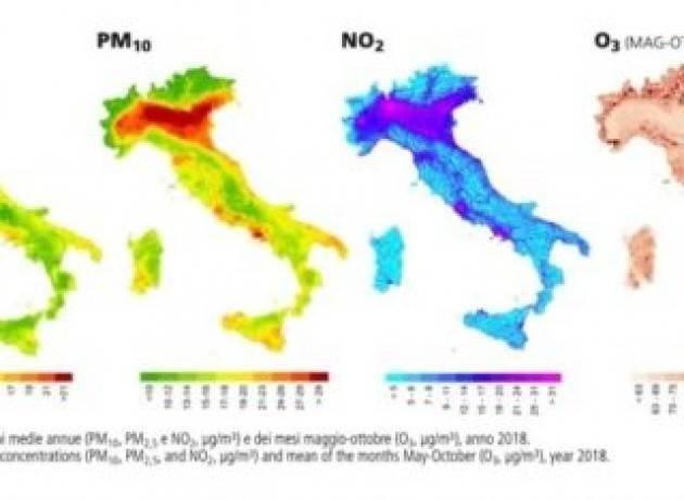 Inquinamento atmosferico in Pianura Padana, ecco quali sono gli impatti sulla salute