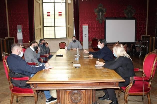 Cremona Incontro in Comune con una delegazione di gestori di bar e ristoranti