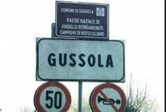 Gussola, arriva il GAS METANO  OTTOBRE 1976  Gerelli Sante