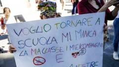 Pandemia  DaD non regge Ritornare scuola in presenza  E.Coti Zelati (Crema)