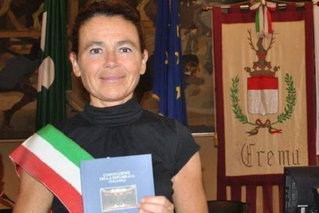 Stefania Bonaldi (Crema) Orgogliosa si sostenere la battaglia della ReteLenford