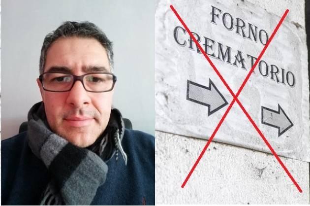NO AL FORNO CREMATORIO A SPINO D'ADDA Ultime news | Vincenzo Mottola