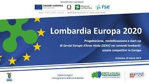 Cremona Al via il primo corso Progetto 'SEAV - LOMBARDIA EUROPA 2020'
