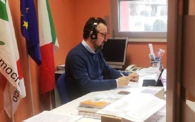 Matteo Piloni (Pd) Alcuni dati che fotografano la reale situazione in Lombardia