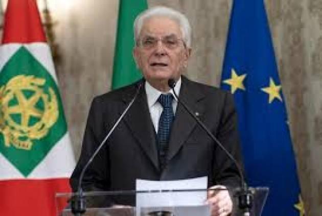 SCORIE RADIOATTIVE  SICILIA 2021-1987:  MATTARELLA FU CONTRARIO   A.Spataro