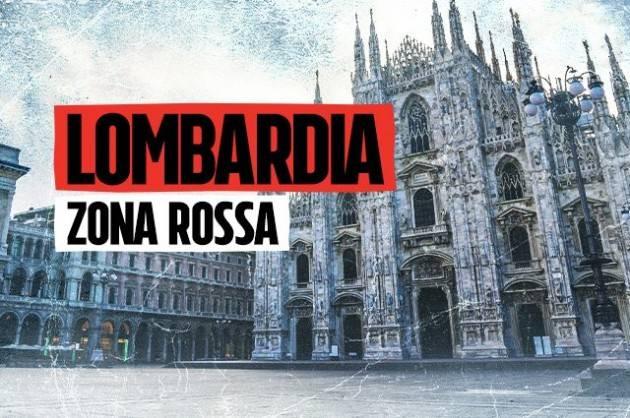 Ricorso Lombardia, ''zona rossa illegittima''