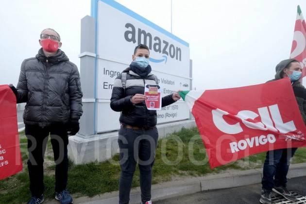 Amazon: Cgil, subito diritti e garanzie per i lavoratori