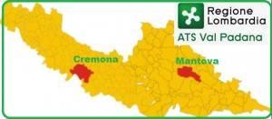 I vaccinati anticovid della ATS Valpadana al 19 gennaio sono 18.498