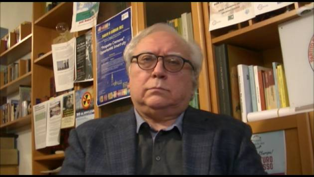 Intervista a Marco Pezzoni dal PCI al PDS Cremona 21 gennaio 2021