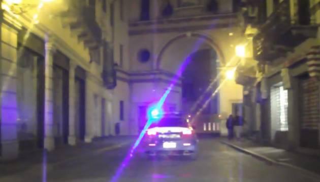 I DATI DELLA POLIZIA DI STATO NELL'ANNO 2020