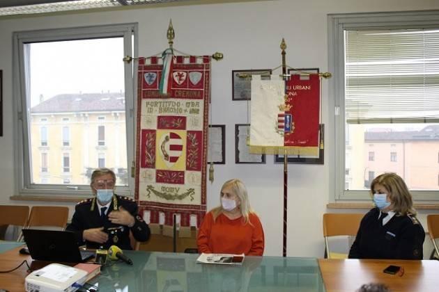 Cremona Ricorrenza S. Sebastiano Risultati di un anno impegnativo per VV.U.