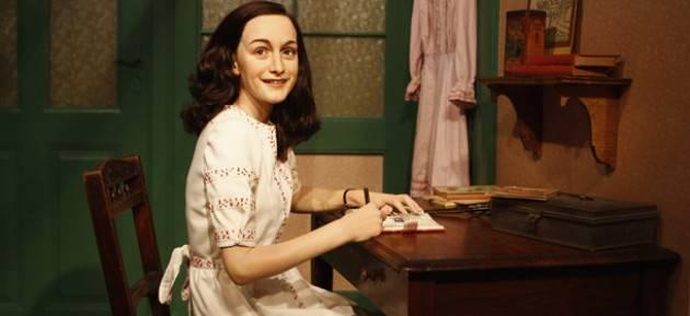 Anne Frank e le altre, nella stanza della memoria