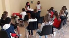 Scuola  RAGAZZI OFFLINE a cura della  Cooperativa Itaca