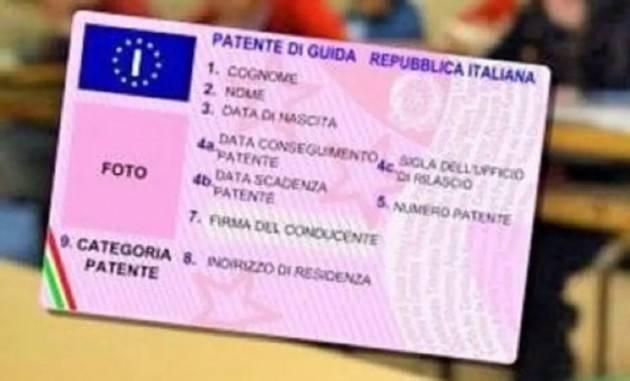 ASST CREMA - Avviso proroga termini validità patenti