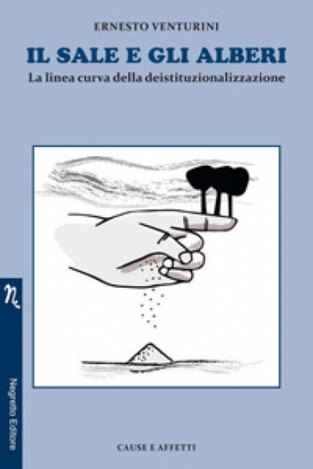 Recensione libro IL SALE E GLI ALBERI di Ernesto Venturini | Miriam Ballerini