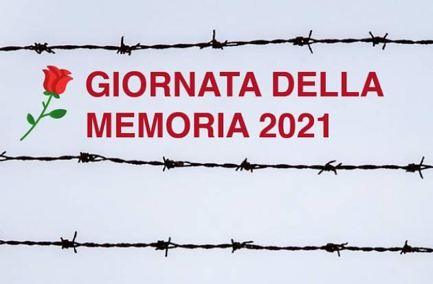 Signoroni - Massaggio in occasione della giornata della Memoria 27.01