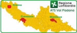 MN-CR-Crema Vaccinati anticovid ATS Valpadana al 26 gennaio sono 20.842