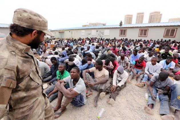 Cremona Pianeta Migranti. Giallo sugli 'aiuti' italiani in Libia.