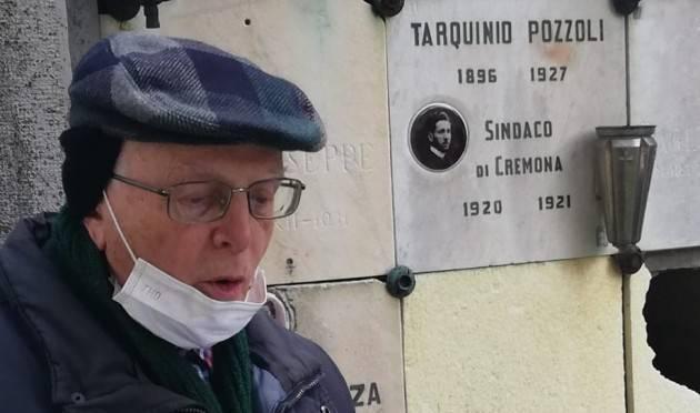 Cremona Come annunciato si è tenuta la commemorazione del 100° Fondazione Pci