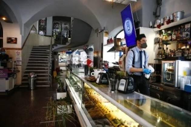 Covid, Coldiretti: Lombardia gialla riaperti 51mila tra bar e ristoranti