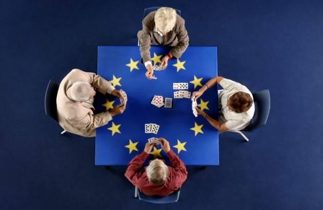 BRUXELLES\ aise\ PARARE GLI EFFETTI DELL'INVECCHIAMENTO DEMOGRAFICO