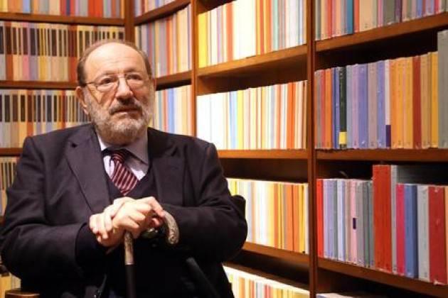 La collezione di libri antichi di Umberto Eco va alla Braidense