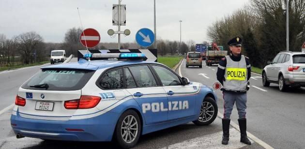 CREMONA - I CONTROLLI DELLA POLIZIA IN QUESTO FINE SETTIMANA