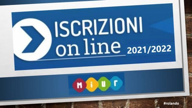 UST Cremona Andamento iscrizioni scuole primarie e secondarie