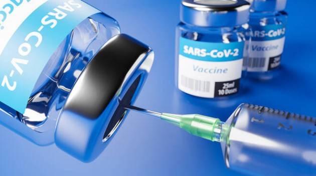 SANITA' LOMBARDIA  E.Strada (L.C.E.):'Buttate le dosi di vaccino anti Covid-19