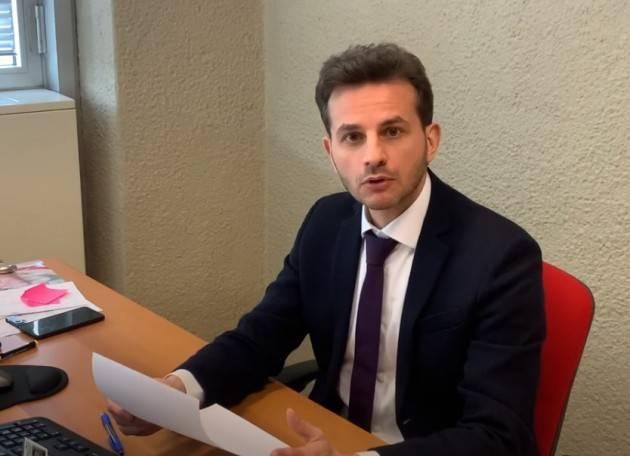 Intervista a Marco Degli Angeli (M5S) Lombardia: Riforma sanità in ritardo