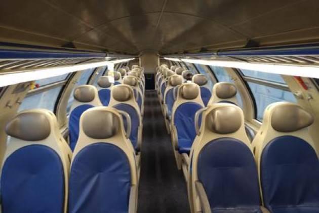 Inail riconosce infortunio sul lavoro a 5 ferrovieri