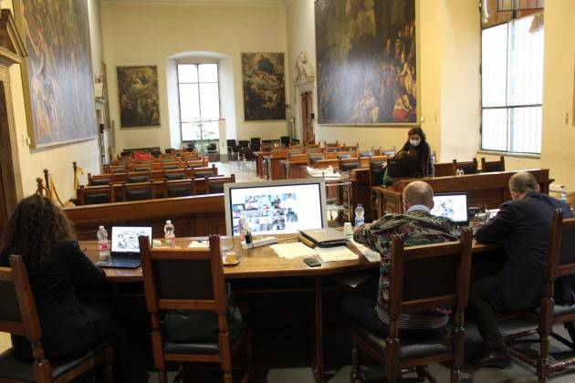Resoconto sintetico del Consiglio Comunale del 1° febbraio 2021