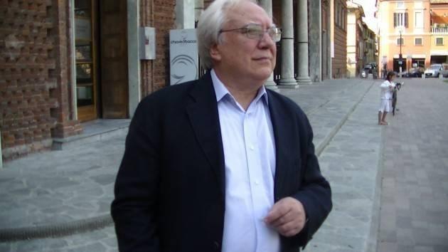 Marco Pezzoni (Cremona)  : E' obbligatorio sostenere il Governo Draghi?