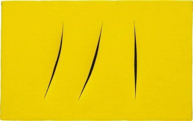 IIC, conferenza online sui grandi artisti del '900: Lucio Fontana
