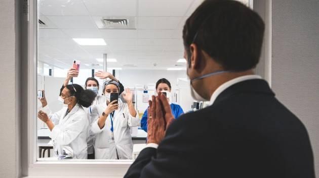 La Francia inizierà a produrre i vaccini di Moderna e BioNTech