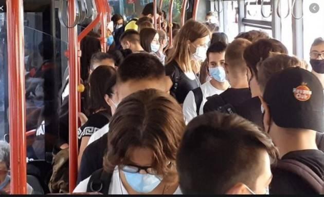 COVID M5S LOMBARDIA: Ancora criticità: trasporto pubblico