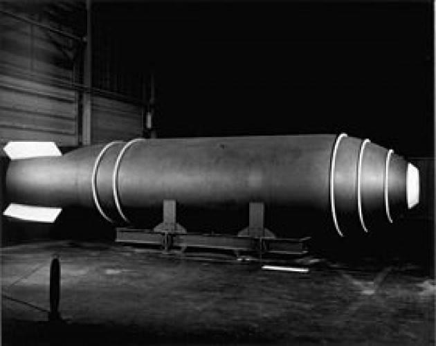 ACCADDE OGGI  5 febbraio 1958 Una bomba atomica persa aviazione statunitense