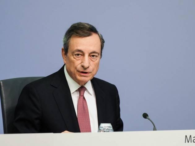 CNA: soddisfazione per l'incarico affidato al professor Mario Draghi