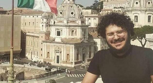 Egitto, un anno fa – 7 febbraio 2020- l'arresto di Patrik Zaki