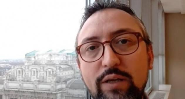 Matteo Piloni (PD) ERRARE E' UMANO. PERSEVERARE...Settimana n.108 (Video)