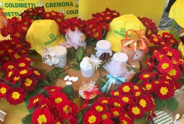 Coldiretti Cremona Campagna Amica, San Valentino VS San Faustino